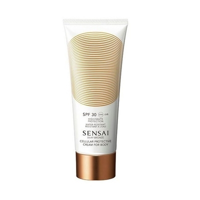 Sensai Silky Bronze Cellular Protective Cream For Body SPF30