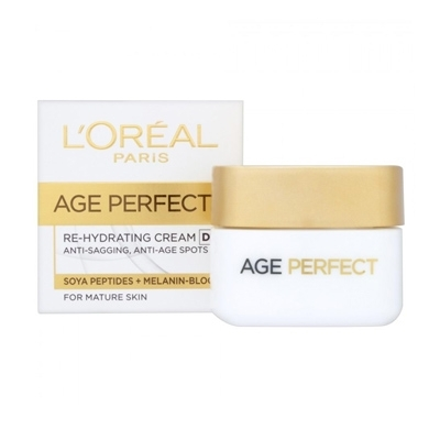 Age Perfect Re-Hydrating Cream Day P.Seca