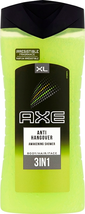Anti-Hangover Shower Gel