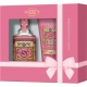 Set 4711 Floral Collection Rose edc 100ml + Gel 50ml